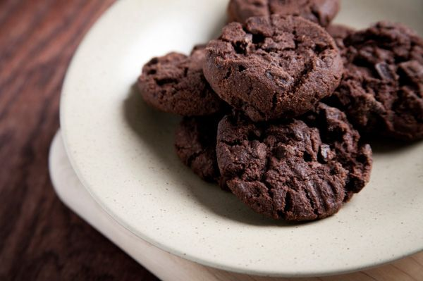 Mexican hot chocolate cookies | DESSERT RECIPES | Pinterest