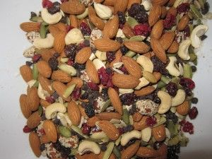... Tuesday: Homemade Trail Mix | Hunger Management - Snacks | Pint