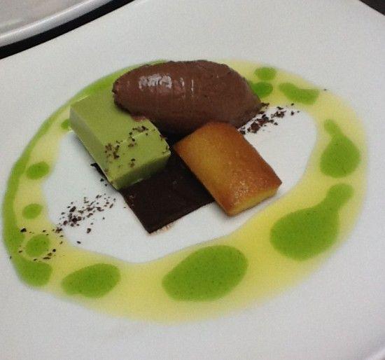 CHOCOLATE DESSERT (Chef Mavro Restaurant, Honolulu) | Avocado ...