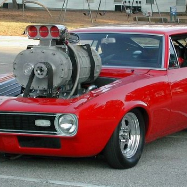 Big Blower Supercharger: CLASSIC CARS & EXPENSIVE CARS