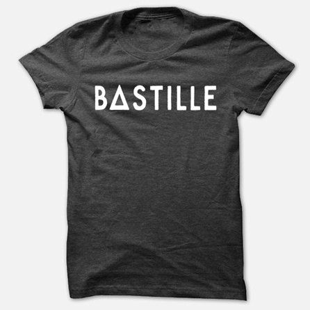 bastille shirt
