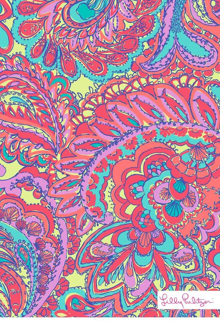 lilly pulitzer feelin groovy mobile wallpaper patterns