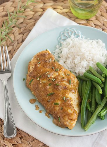 Maple Seared Chicken Recipe — Dishmaps