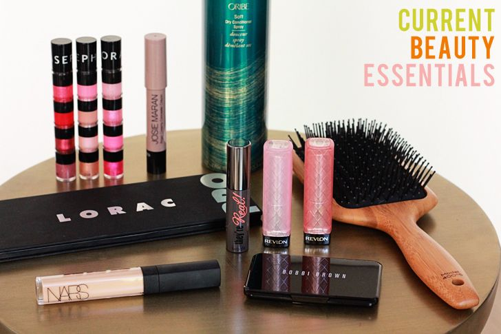 Beauty essentials!
