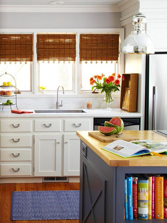 DIY Kitchen Tips / Put these 10 steps into play to ensure that your DIY kitchen remodel runs smoothly, stays on budget, and ends successfully.