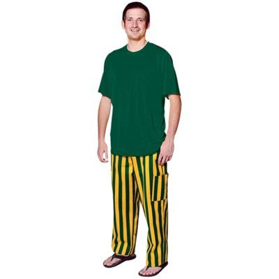 These pants are some kind of #BaylorProud.