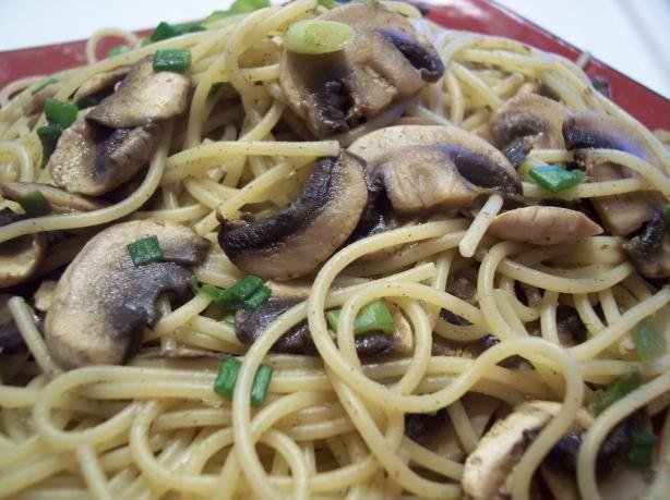 Fresh Fettuccine With Creamy Mushroom Sauce Recipes Dishmaps