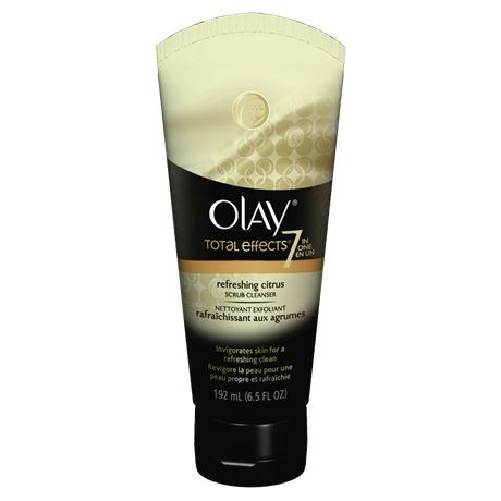 Oil of Olay Refreshing Citrus Scrub