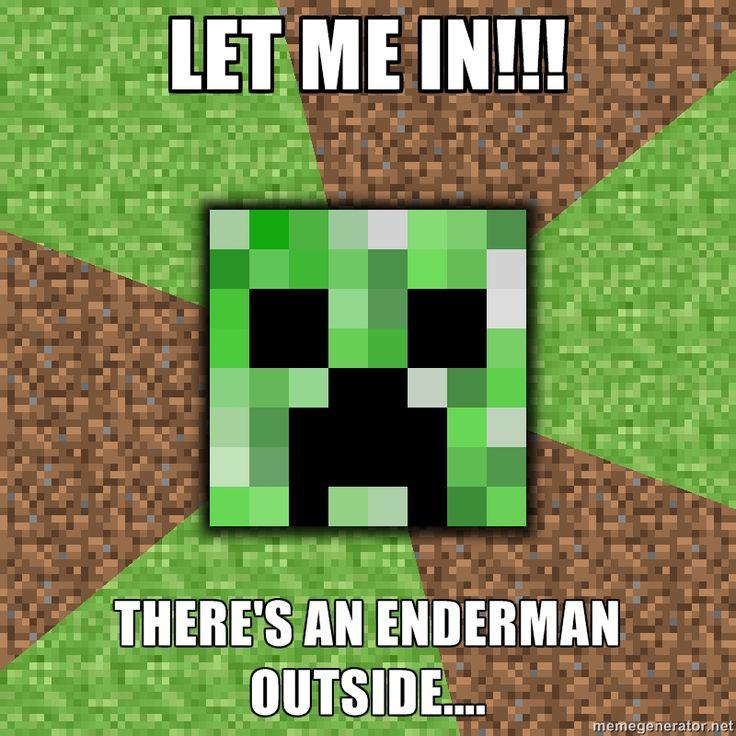 Creeper meme