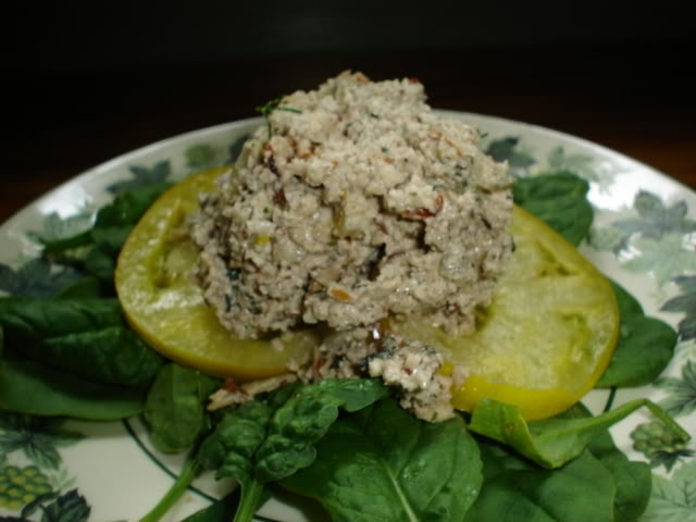 Mock Tuna Salad | Raw Food | Pinterest