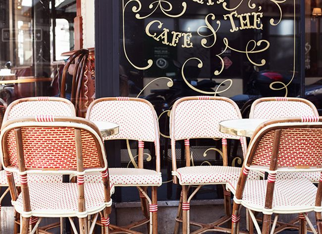 Parisian Café — Pack
