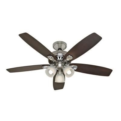 Hunter Highbury ceiling fan (master bedroom)