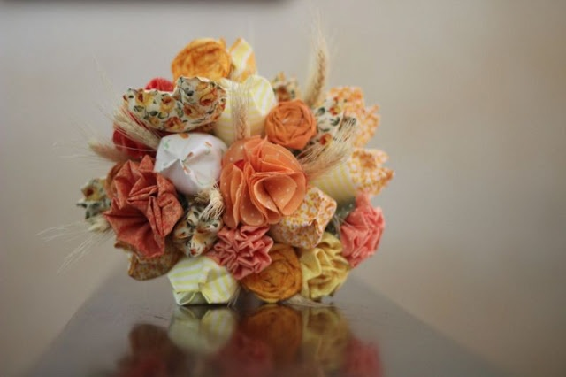 Bouquet de Patchwork