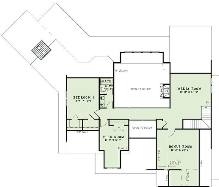 Partially Underground House Plans The