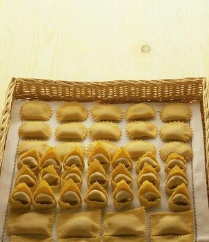 Come fare la pasta ripiena