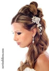 Peinados de novia buscar con google peinados de novias pinterest