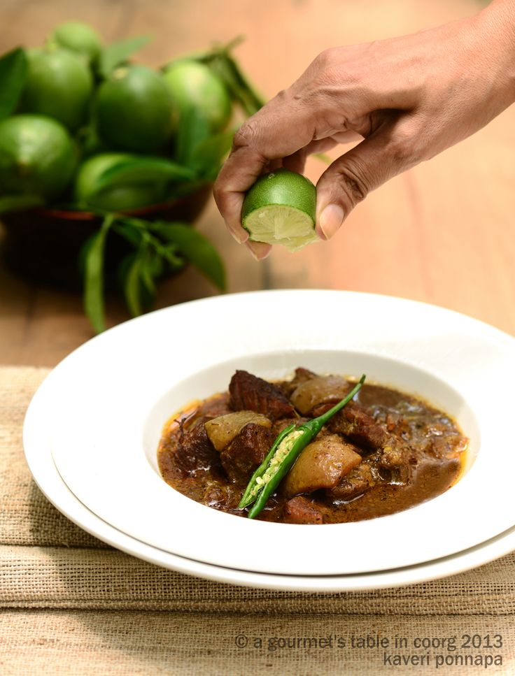 Pandi Curry (Coorg Pork Curry)   Food   Pinterest