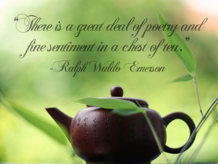 Tea Quotes. QuotesGram
