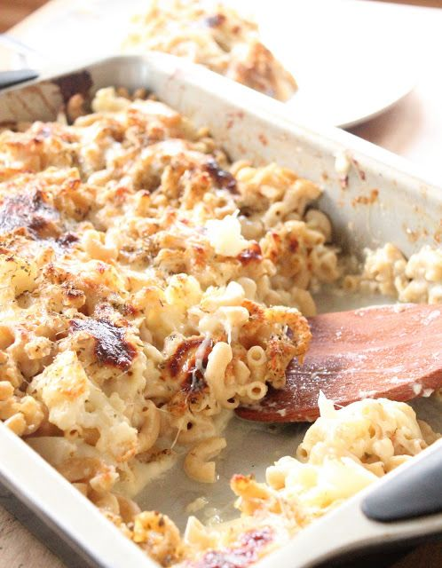 Eat Good 4 Life » Gooey Cauliflower Mac and Cheese 2