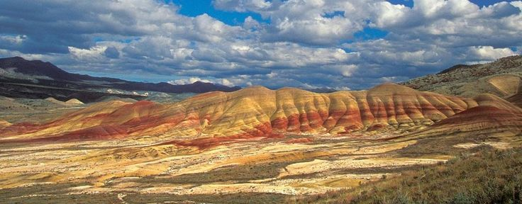 Painted Hills | Mitchell Oregon