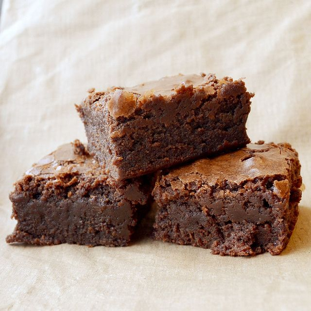 Bourbonnatrix Bakes: spicy brownies | Baked Delights | Pinterest