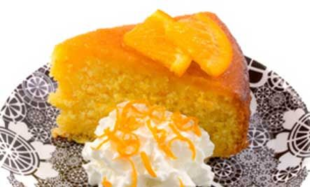 Persimmon cake. Just bought a persimmon tree for my yard and am ...