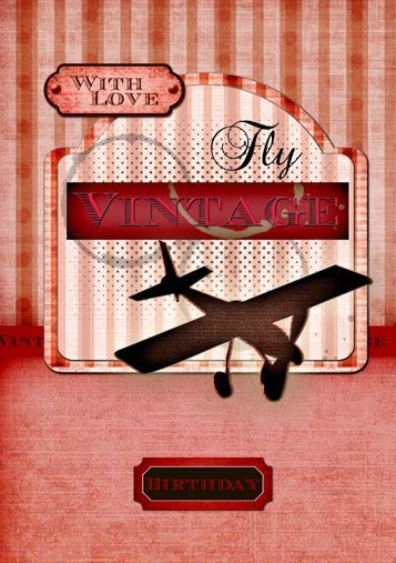 Planes | Card Making ideas | Pinterest
