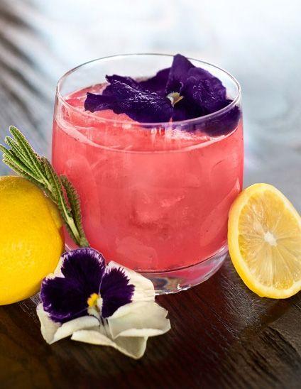 "Ciroc's ""Peach Ambrosia"" cocktail. Perfect for Spring! www.jcbartendingacademy.com"