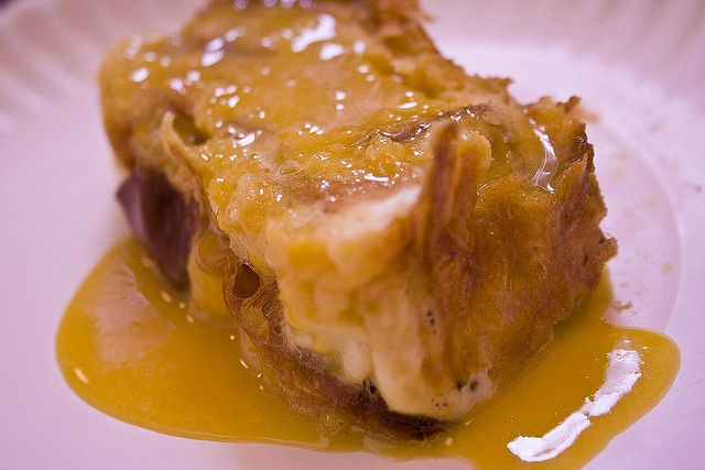 bread pudding with whiskey sauce | custards & puddings | Pinterest