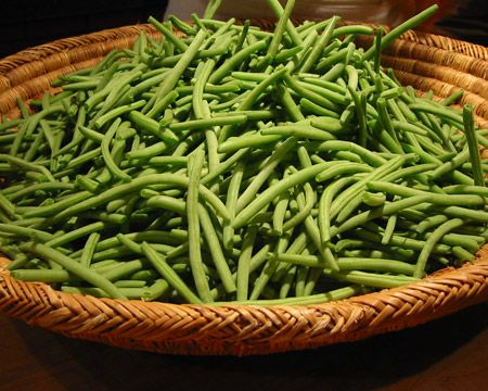 French-Style Green Beans | Recipe
