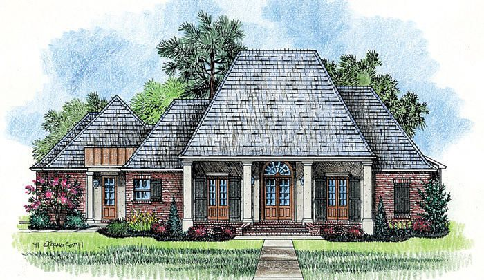 Madden Home Design The Iberville Dream Home Pinterest