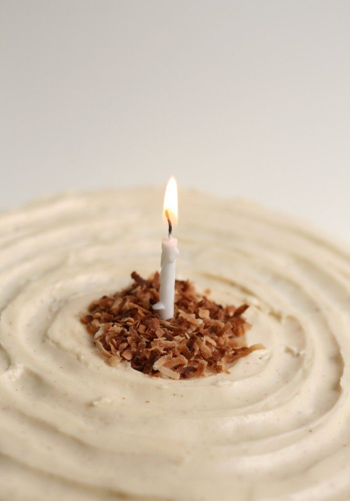 Carrot Cake with Brown Butter Cream Cheese Frosting | Recipe