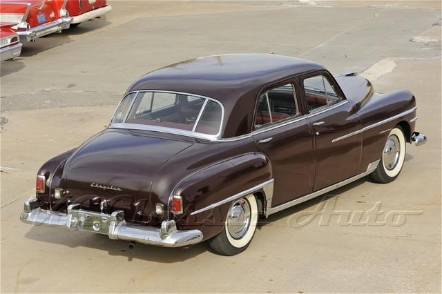 1950 Chrysler Windsor Classic Cars Pinterest