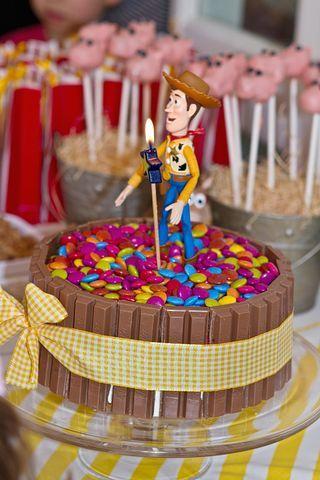 Kit Kat Cake!!!!