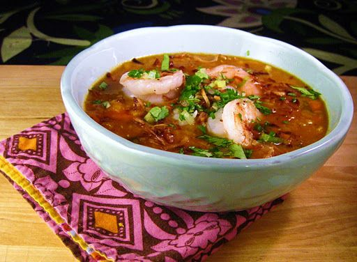 Coconut Red Curry Lentil Soup | Main Dishes + Sides | Pinterest