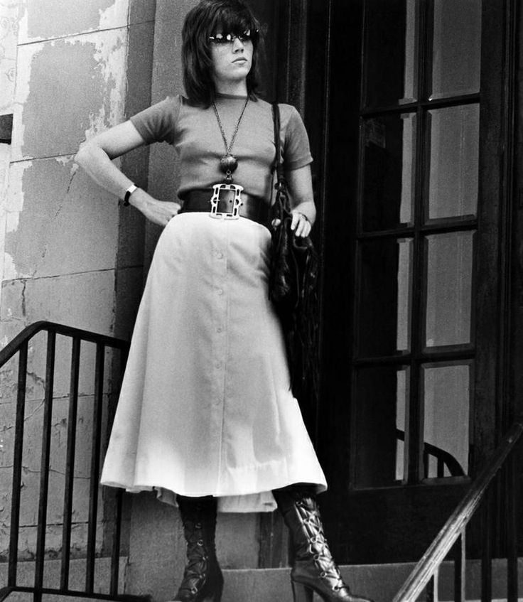 Eileen These Boots Are Made For Walking