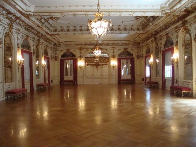 Whitehall flagler mansion ballroom dream home and for Mansion floor plans with ballroom
