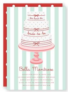 Wedding Shower Invitation | Folded Words | Walgreens