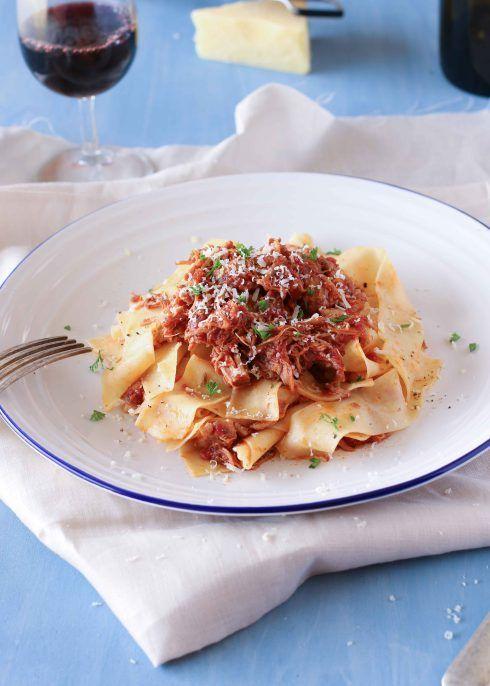 pork shoulder ragu | foodie inspirations. | Pinterest