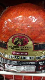 Black Steer: Buffalo Style Turkey. http://affordablegrocery.com