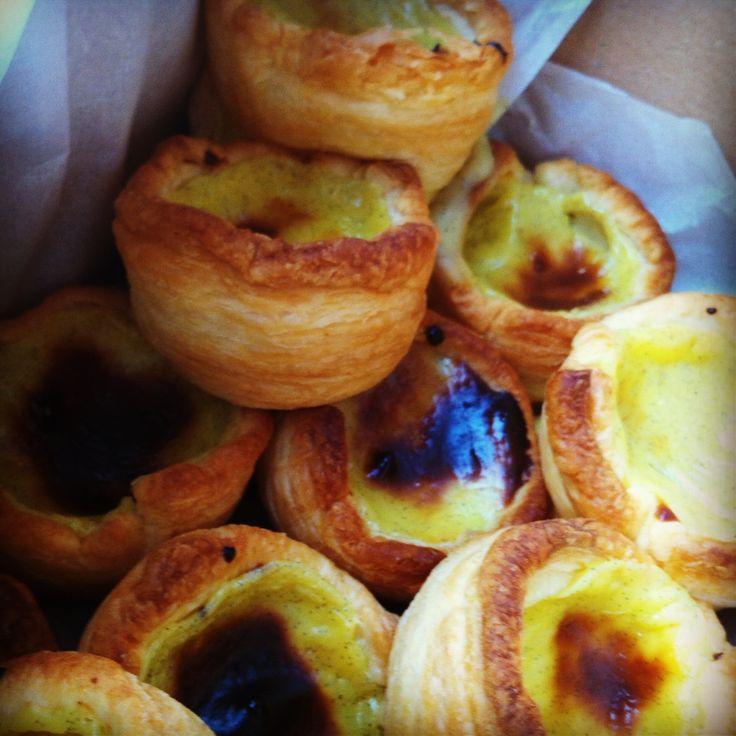 Portuguese custard tarts | Food portfolio | Pinterest