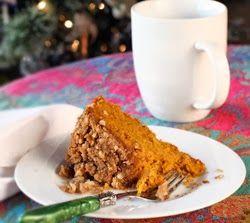 Pumpkin Crumb Cake | Gluten Free | Pinterest