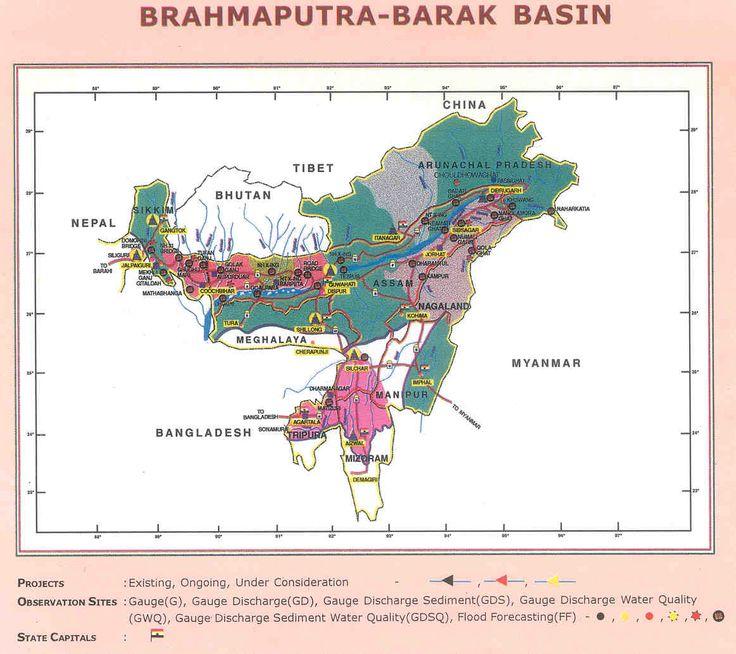 Brahmaputra River - Wikipedia