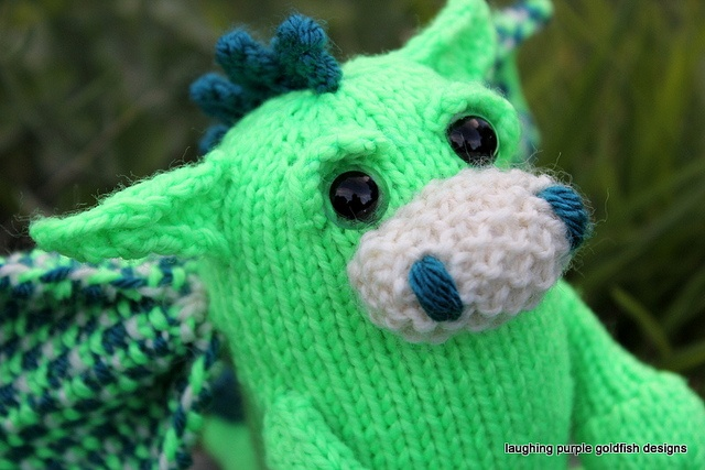 Dragon Stitch Knitting Pattern : Dragon Knitting Pattern Images - Frompo