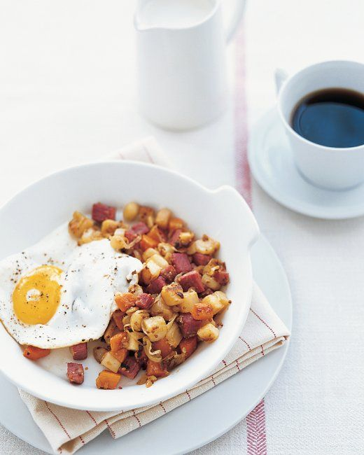 Corned Beef and Root Vegetable Hash | Recipe