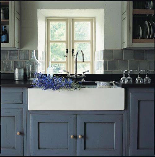 Denim Kitchen Cabinets Quicua