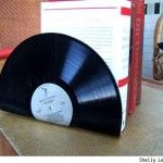 vinyl-record-bookend