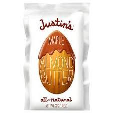 Almond butter individual packets