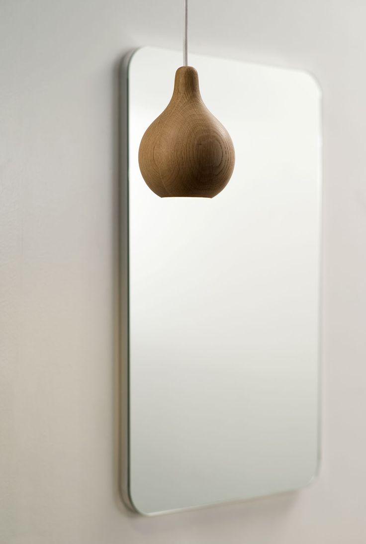 Suspension design bois, Bulb 2  Déco - Eclairage  Pinterest