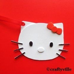 Find adorable hello kitty crafts and activities such as hello kitty coloring pages, how to draw, knitting patterns, games, hello kitty beading...